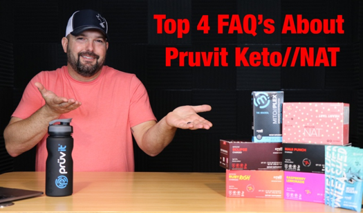 Pruvit Keto NAT How to take